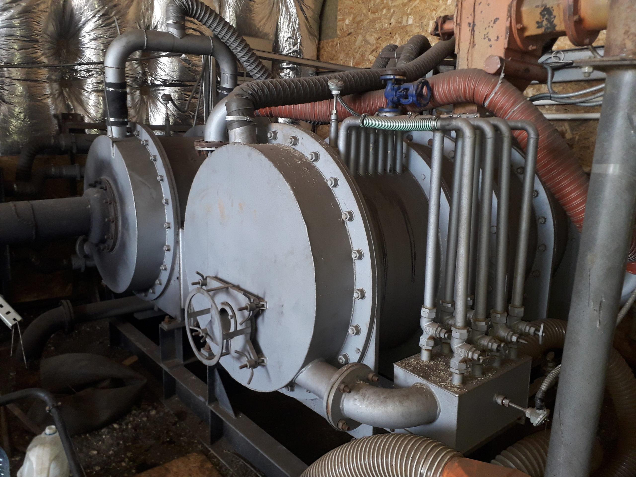 Демонстрационная газогенераторная установка фото 1