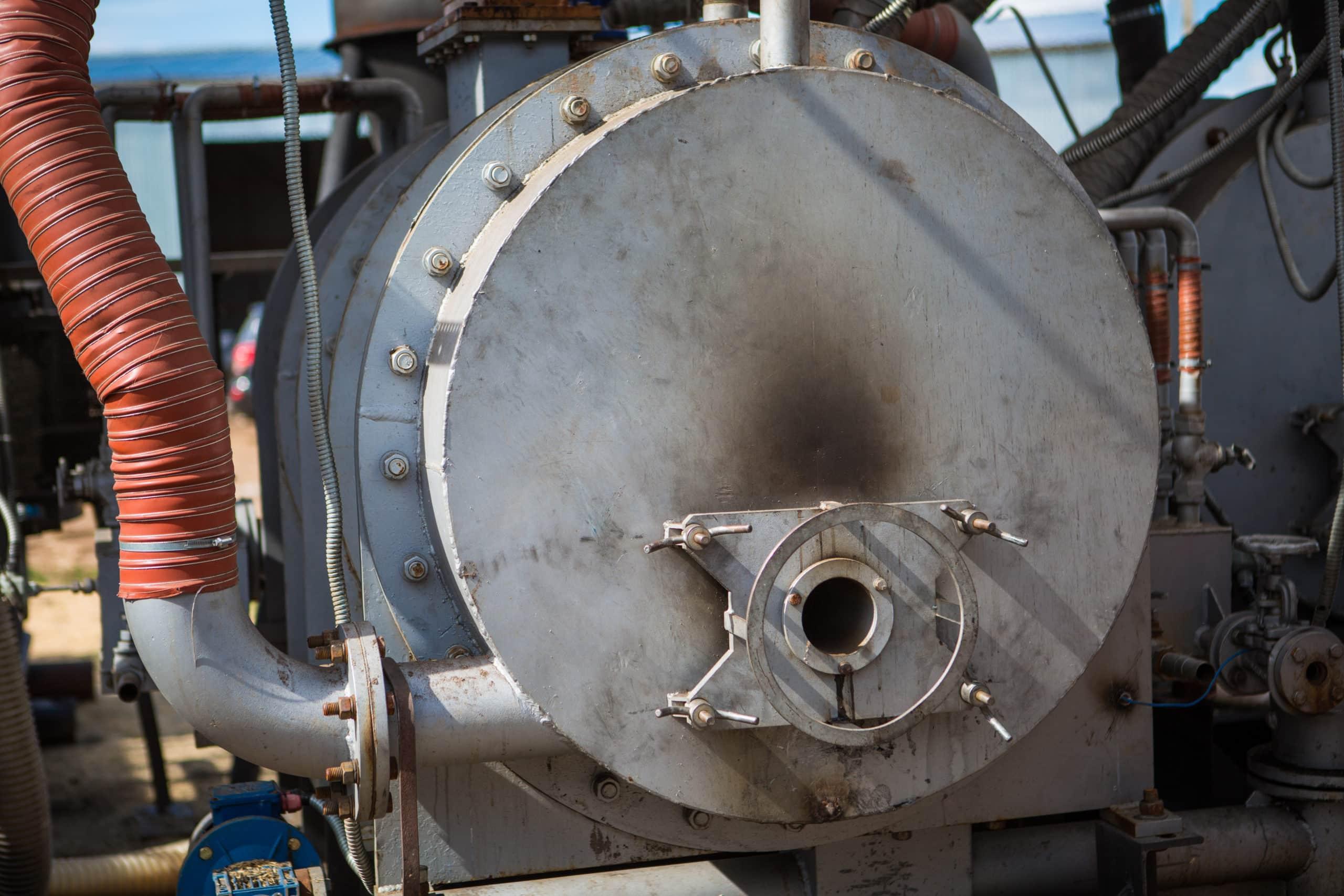 Пиролиз в газогенераторных установках