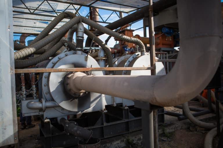 Пиролиз в газогенераторных установках RTE