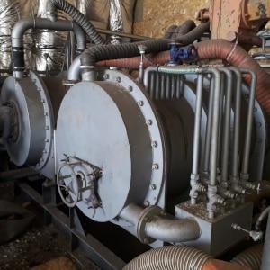 Газогенераторная установка RECYCLING TECHNOLOGY