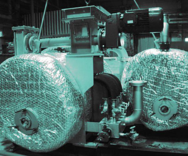 Газогенераторный комплекс - получение тепловой и электрической энергии из древесных отходов
