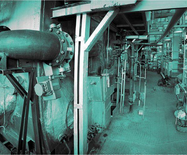 Перевод котельной предприятия на генераторный газ, получаемый из отходов производства - зерновой лузги