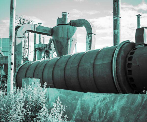 Модернизация сушильного комплекса агрегата витаминной муки АВМ-1,5