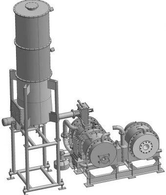 Производство газогенераторов