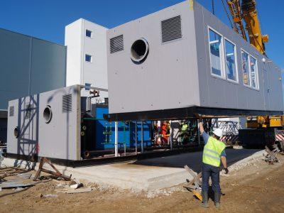 Созданиеэнергетических систем - вихревой газогенератор в блочно-модульном исполнении
