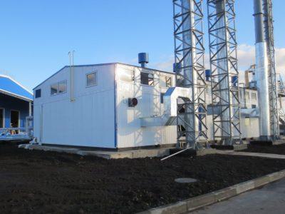 Решения для распределенной энергетики - производство газогенераторных энергетических систем